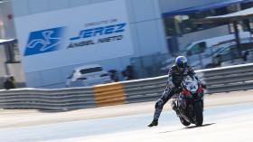 Toprak Razgatlioglu, Turkish Pucetti Racing, Jerez Test January Day 2