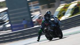 Leon Haslam, Kawasaki Racing Team WorldSBK, Jerez Test January Day 2