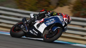 Jordi Torres, Team Pedercini Racing, Jerez Test January Day 2