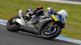 Alessandro Delbianco, Altheaa Mie Racing Team, Jerez Test January Day 2