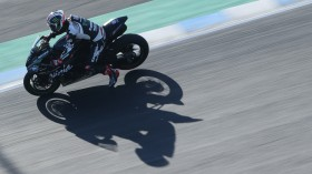 Jonathan Rea, Kawasaki Racing Team WorldSBK, Jerez Test January Day 2