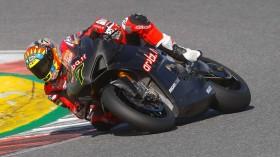 Chaz Davies, Aruba.it Racing - Ducati, Portimao Test January Day 1