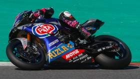 Alex Lowes, Pata Yamaha Official WorldSBK Team, Portimao Test January Day 1