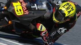 Alvaro Bautista, Aruba.it Racing - Ducati, Portimao Test January Day 1
