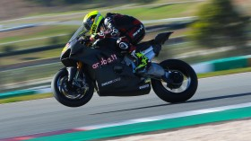 Alvaro Bautista, Aruba.it Racing - Ducati, Portimao Test January Day 2