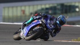 Marco Melandri, GRT Yamaha, Portimao Test January Day 2