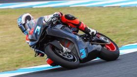 Raffaele De Rosa, MV AGUSTA Reparto Corse, Phillip Idland Test Day 1