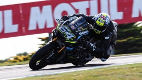 Federico Caricasulo, BARDAHL Evan Bros. WorldSSP Team, Phillip Island Test Day1