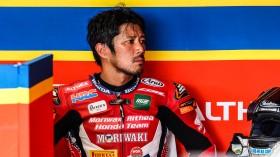 Ryuichi Kiyonari, Moriwaki-Althea Honda Racing Team, Phillip Island Test Day 1