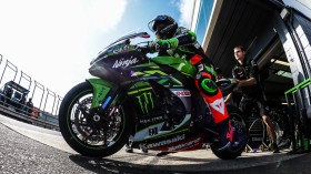 Leon Haslam, Kawasaki Racing Team WorldSBK, Phillip Island Test Day 1