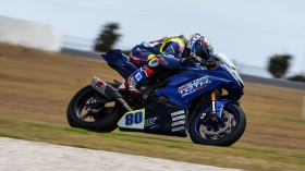 Hector Barbera, Team Toth by Willirace, Phillip Island Test Day 1