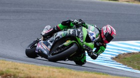 Lucas Mahias, Kawasaki Puccetti Racing, Phillip Island Test Day 1