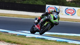 Hikari Okubo, Kawasaki Puccetti Racing, Phillip Island Test Day 1