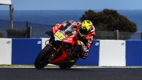 Alvaro Bautista, Aruba.it Racing - Ducati, Phillip Island Test Day 1