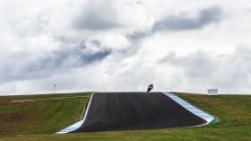Leon Camier, Moriwaki-Althea Honda Racing Team, Phillip Island Test Day 2
