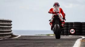 Michael Ruben Rinaldi, BARNI Racing Team, Phillip Island Test Day 2