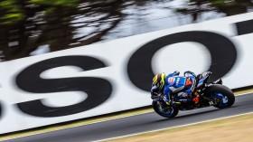 Sandro Cortese, GRT Yamaha WorldSBK, Phillip Island Test Day 2