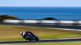 Alex Lowes, Pata Yamaha WorldSBK Team, Phillip Island Test Day 2