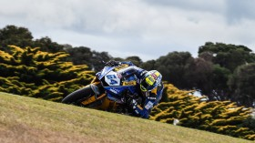Federico Caricasulo, BARDAHL Evan Bros. WorldSSP Team, Phillip Island Test Day2