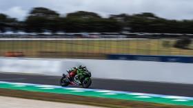 Leon Haslam, Kawasaki Racing Team WorldSBK, Phillip Island Test Day 2