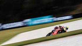 Alvaro Bautista, Aruba.it Racing - Ducati, Phillip Island Test Day 2