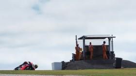 Alvaro Bautista, Aruba.it Racing-Ducati, Phillip Island FP2