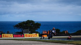 Michael van der Mark, Pata Yamaha WorldSBK Team, Phillip Island FP2