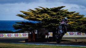 Jordi Torres, Team Pedercini Racing, Phillip Island FP2