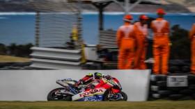 Leon Camier, Moriwaki-Althea Honda Racing Team, Phillip Island FP2