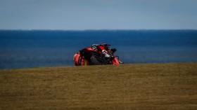 Chaz Davies, Aruba.it Racing-Ducati, Phillip Island FP2