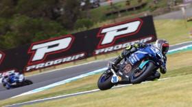 Thomas Gradinger, Kallio Racing, Phillip Island