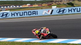 Alvaro Bautista, ARUBA.IT Racing - Ducati, Phillip Island