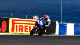 Jules Cluzel, GMT94 Yamaha, Phillip Island FP2