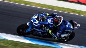 Thomas Gradinger, Kallio Racing, Phillip Island FP2