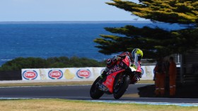 Alvaro Bautista, ARUBA.IT Racing - Ducati, Phillip Island Tissot Superpole