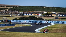 Alvaro Bautista, Aruba.it Racing-Ducati, Phillip Island RACE 1