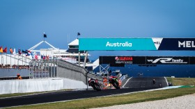 Tom Sykes, BMW Motorrad WorldSBK Team, Toprak Razgatlioglu, Turkish Puccetti Racing, Phillip Island RACE 1