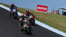 Jonathan Rea, Kawasaki Racing Team WorldSBK, Phillip Island RACE 1