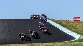WorldSBK, Phillip Island RACE 1