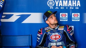 Alex Lowes, Pata Yamaha WorldSBK Team, Phillip Island FP3