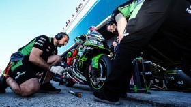 Leon Haslam, Kawasaki Racing Team WorldSBK, Phillip Island FP3