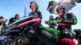 Leon Haslam, Kawasaki Racing Team WorldSBK, Phillip Island RACE 1