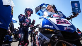 Alex Lowes, Pata Yamaha WorldSBK Team, Phillip Island RACE 1
