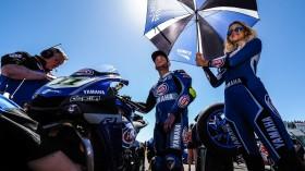 Sandro Cortese, GRT Yamaha WorldSBK, Phillip Island RACE 1