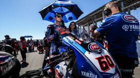 Michael van der Mark, Pata Yamaha WorldSBK Team, Phillip Island RACE 1