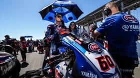 Michael van der Mark, Pata Yamaha WorldSBK Team, Phillip Island RACE 1
