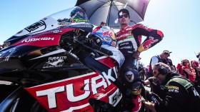 Toprak Razgatlioglu, Turkish Puccetti Racing, Phillip Island RACE 1