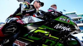 Jonathan Rea, Kawasaki Racing Team WorldSBK, Phillip Island Phillip Island RACE 1