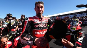 Alvaro Bautista, Aruba.it Racing - Ducati, Phillip Island RACE 1