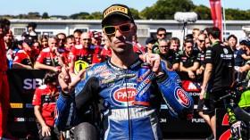 Marco Melandri, GRT Yamaha WorldSBK, Phillip Island RACE 1